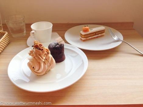 Meringue chantilly, classic chocolat, Pamanto