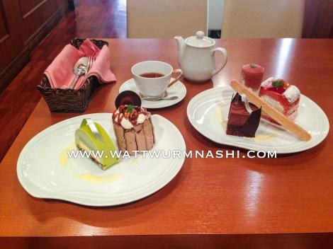 Sicilie, caramel banane, café chocolat, cardinal