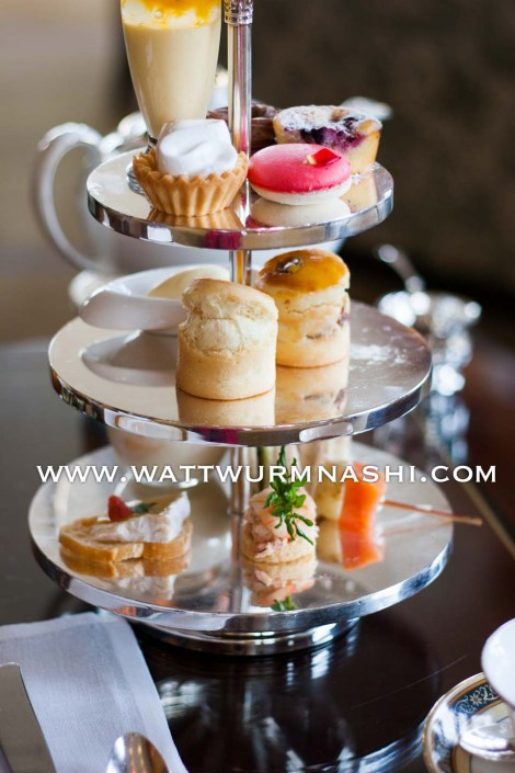 Afternoon tea [for 1] at the Ritz-Carlton Tokyo